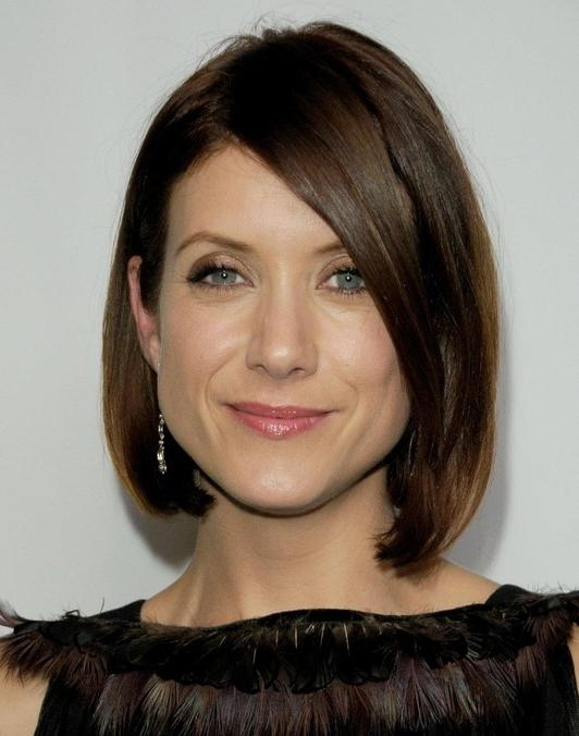 Popular Kate Walsh Shoulder Length Bob Haircuts With Asymmetric Bob Cut: Smooth Medium Bob For Classic Elegance – Kate (View 2 of 15)