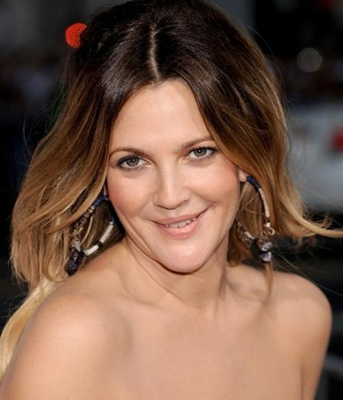 Preferred Drew Barrymore Shoulder Length Bob Hairstyles Throughout Drew Barrymore Shoulder Length Bob Hairstyles 2013 – New (View 14 of 15)