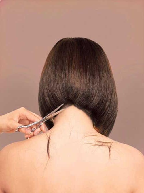 Preferred Inverted Bob Haircut Back View In 15 Inverted Bob Hairstyle (View 7 of 15)