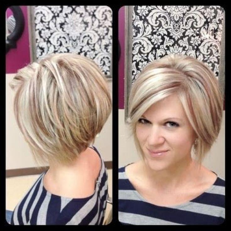 Preferred Short Inverted Bob Hairstyles For Fine Hair In 17 Best Hair Images On Pinterest (View 9 of 15)