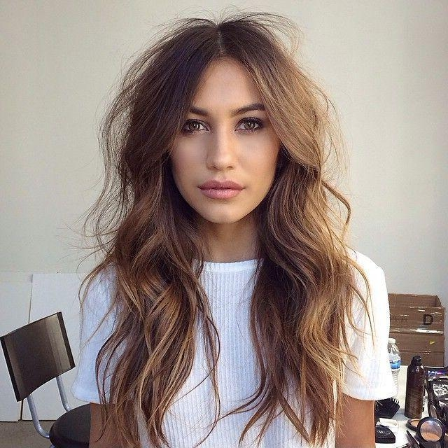Recent Chic Long Hairstyles In Best 25+ Chic Hairstyles Ideas On Pinterest | Gorgeous Hair, Fall (View 15 of 15)