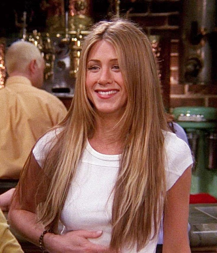 Recent Jennifer Aniston Long Haircuts With Best 25+ Jennifer Aniston Long Hair Ideas On Pinterest | Jennifer (View 8 of 15)