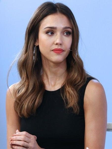 Recent Jessica Alba Long Hairstyles Inside Best 25+ Jessica Alba Hairstyles Ideas On Pinterest | Jessica Alba (View 15 of 15)