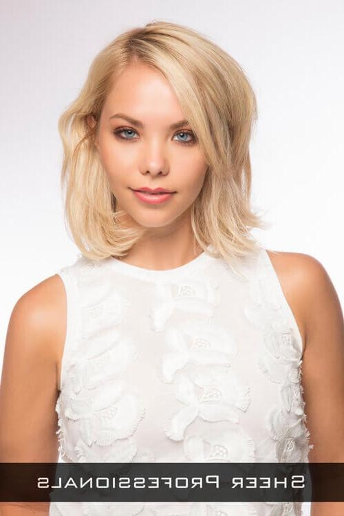Recent Long Bob Hairstyles For Round Face In The 21 Most Flattering Bob Hairstyles For Round Faces (View 13 of 15)