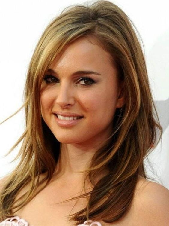Recent Long Hairstyles For Round Chubby Faces Inside Best 25+ Fat Face Haircuts Ideas On Pinterest   Hairstyles For Fat (View 15 of 15)