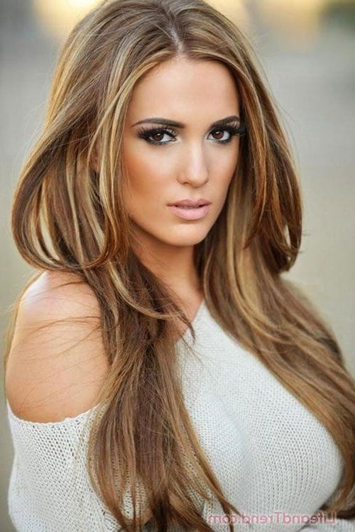 Featured Photo of Long Hairstyles With Highlights