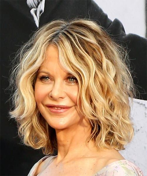 Recent Meg Ryan Long Hairstyles For Meg Ryan Hairstyles For 2017 | Celebrity Hairstyles (View 15 of 15)