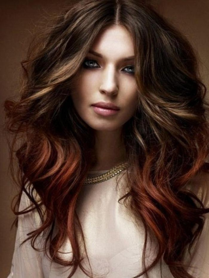 Recent Modern Long Hairstyles Throughout 15 Collection Of Long Hairstyles Modern (View 14 of 15)
