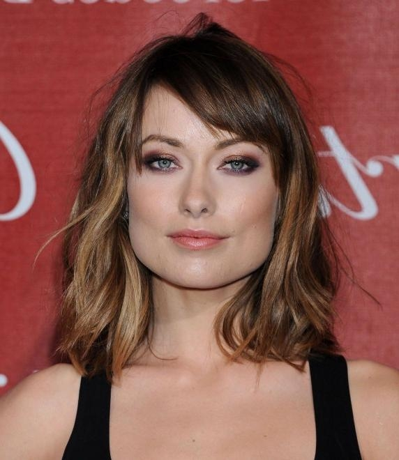 Recent Olivia Wilde Bob Hairstyles Inside How To Get Olivia Wilde's New Textured Bob – Flare (View 6 of 15)