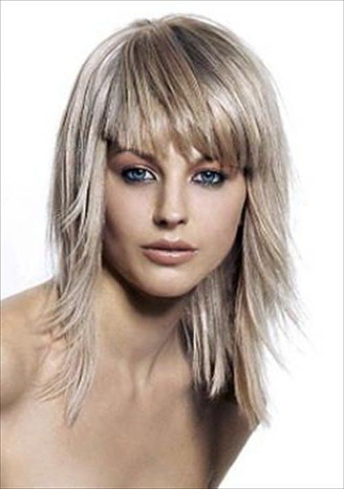 Shag Hairstyles | Medium Length Shag Hairstyles 2014 Shaggy Regarding Sassy Long Hairstyles (View 15 of 15)