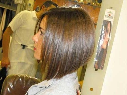 Short Hair, Hairstyle And Bob (View 15 of 15)