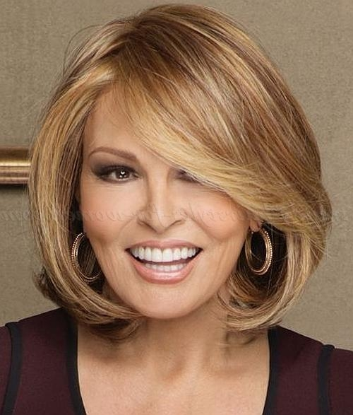 Shoulder Length Hairstyles Over 50 – Medium Length Bob Hairstyle With Regard To Famous Beautiful Shoulder Length Bob Haircuts (View 15 of 15)