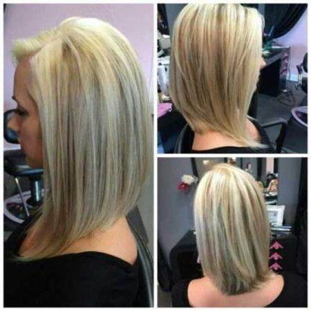 Featured Photo of Long Bob Hairstyles Back View