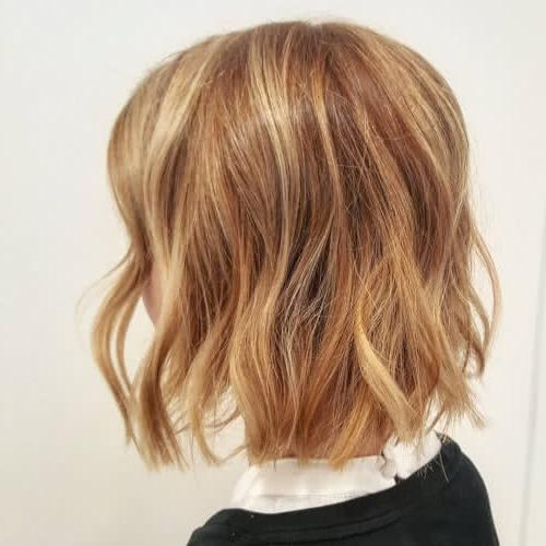 These 32 Medium Bob Hairstyles Are Trending In 2017 Regarding 2017 Layered Medium Bob Hairstyles (View 13 of 15)