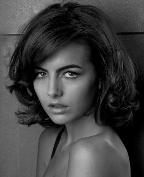 Top 18 Camilla Belle Hairstyles – Pretty Designs Throughout Well Liked Camilla Belle Shoulder Length Bob Hairstyles (View 13 of 15)
