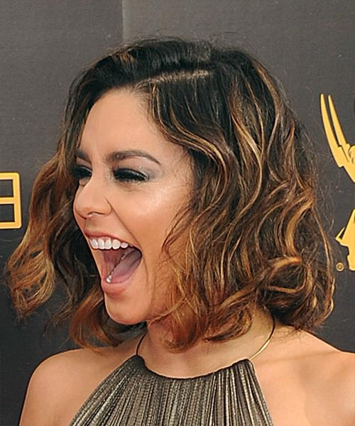 Vanessa Hudgens Hairstyles For  (View 11 of 15)