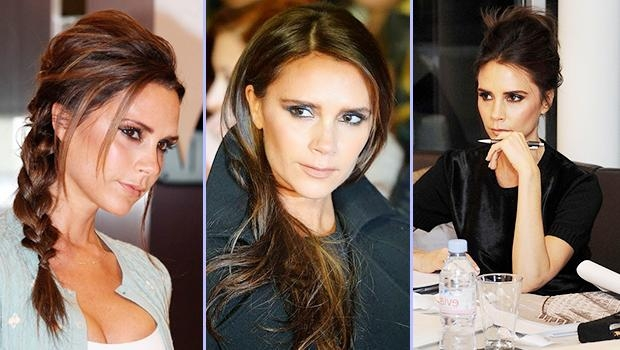 Victoria Beckham Turns 40! / Hair Extensions Blog | Hair Tutorials With Regard To Victoria Beckham Long Hairstyles (View 14 of 15)