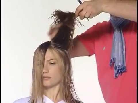 Vidal Sassoon Haircut For Long Hair Women – Youtube Pertaining To Vidal Sassoon Long Hairstyles (Gallery 14 of 15)