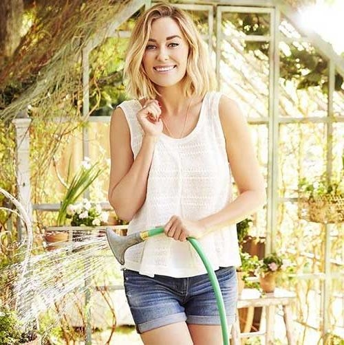 Well Known Lauren Conrad Long Bob Hairstyles Throughout 20 Best Lauren Conrad Bob Haircuts (View 13 of 15)