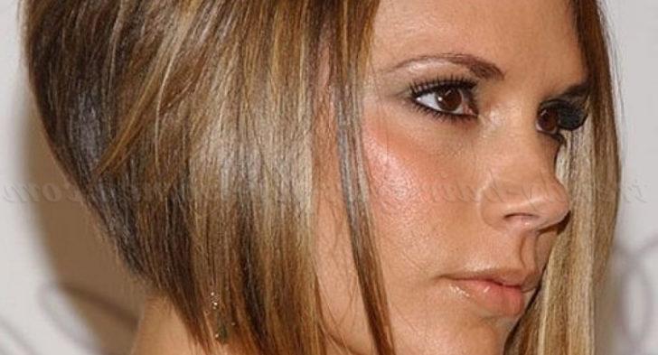 15 Best Ideas Of Victoria Beckham Inverted Bob Hairstyles