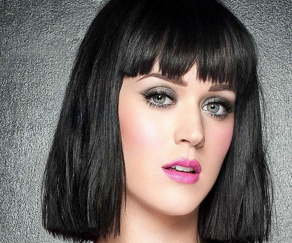 Well Liked Katy Perry Bob Hairstyles With 30 Sexy Katy Perry Hairstyles – Slodive (View 9 of 15)