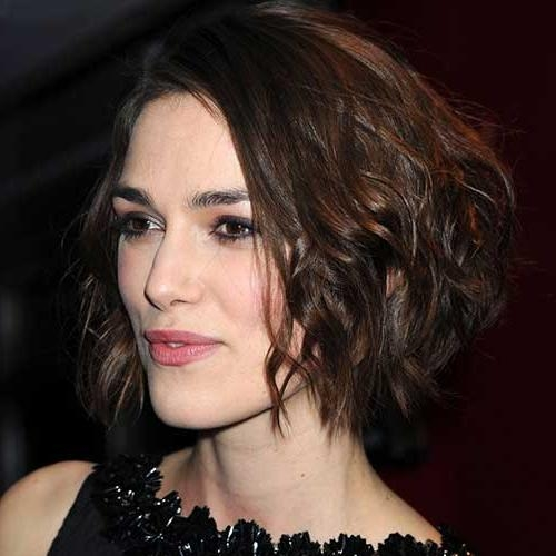 Widely Used Keira Knightley Bob Hairstyles With Regard To 15 Keira Knightley Bob Haircuts (View 4 of 15)
