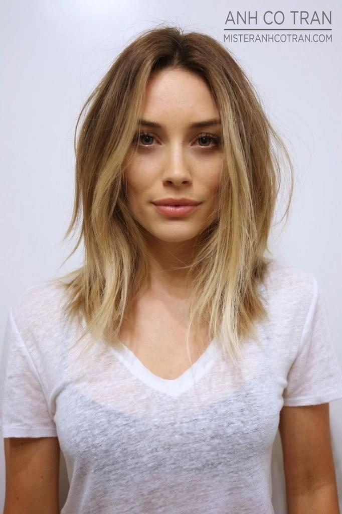 Widely Used Lauren Conrad Long Bob Hairstyles With Lauren Conrad Long Bob Haircut – Popular Long Hairstyle Idea (View 15 of 15)