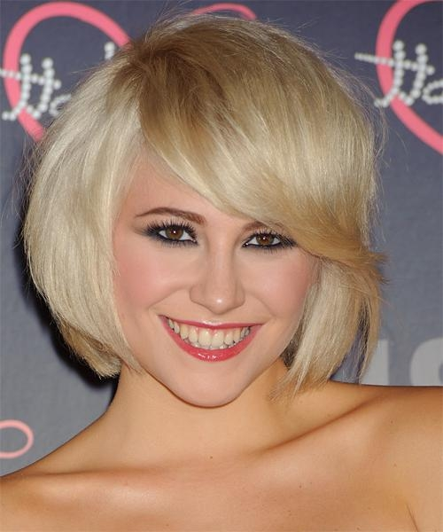 Widely Used Pixie Lott Bob Hairstyles Intended For Pixie Lott Hairstyles For  (View 14 of 15)