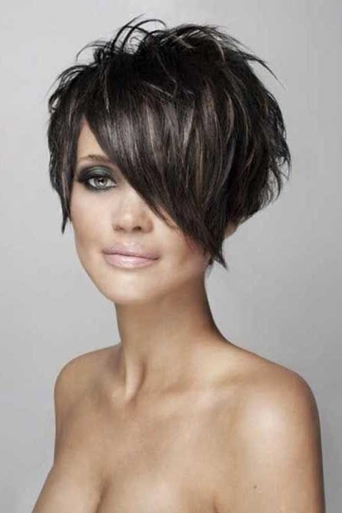 Widely Used Short Pixie Bob Hairstyles Within Best 25+ Pixie Bob Haircut Ideas On Pinterest (View 15 of 15)