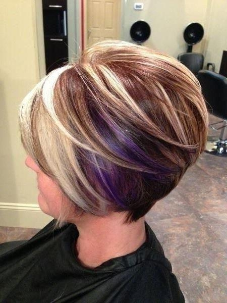 Widely Used Stacked Bob Haircuts For 20 Flawless Short Stacked Bobs To Steal The Focus Instantly (View 15 of 15)