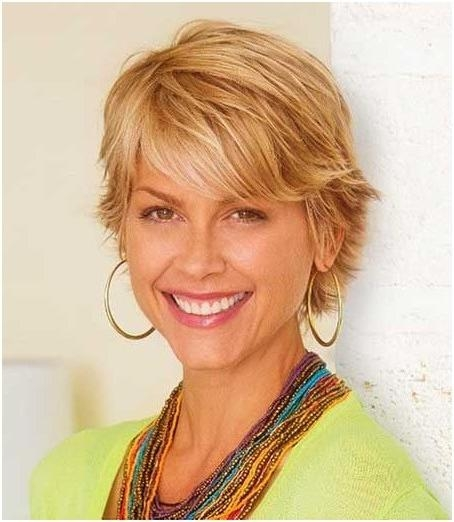 10 Amazing Short Hair Cuts For Women Over 40 | Hair Style And With Regard To Short Haircuts Over  (View 1 of 20)