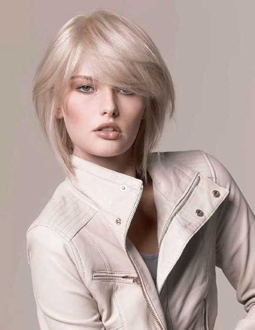 10 Ash Blonde Bob | Short Hairstyles 2016 – 2017 | Most Popular With Ash Blonde Short Hairstyles (View 1 of 20)