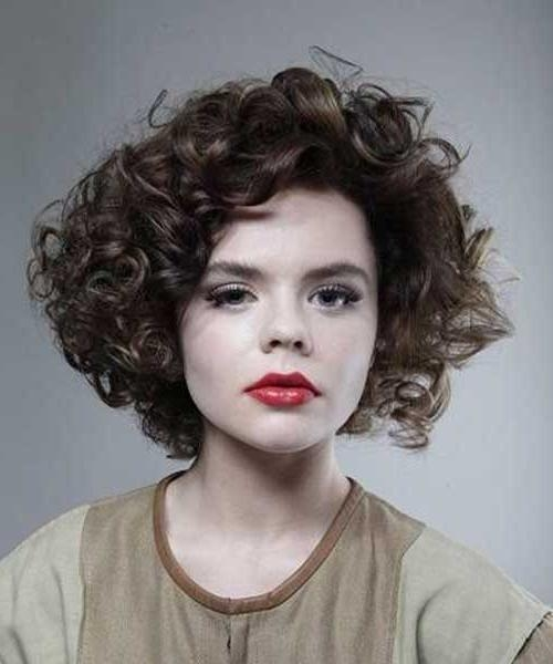 Featured Photo of Thick Curly Short Haircuts