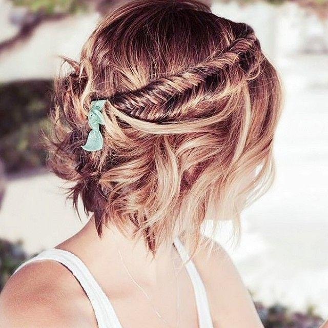 10 Boho Hair Do's! Pertaining To Bohemian Short Hairstyles (View 1 of 20)