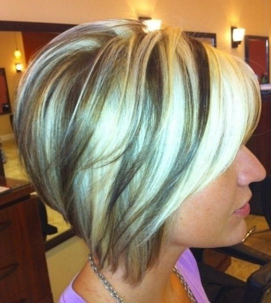 10 Chic Inverted Bob Hairstyles: Easy Short Haircuts – Popular Inside Inverted Short Haircuts (View 1 of 20)