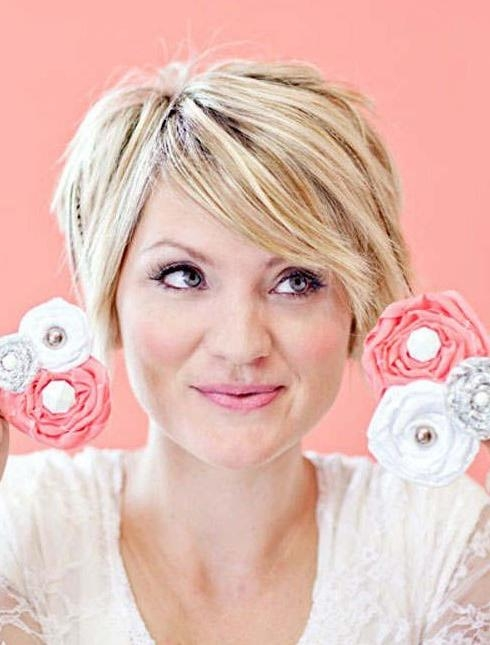 20 Best of Simple  Short Haircuts  For Round  Faces