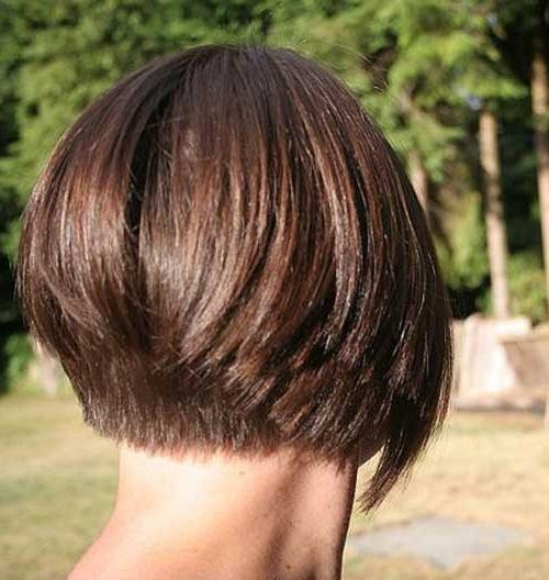 10 Inverted Bob Haircut | Learn Haircuts Intended For Inverted Bob Short Haircuts (View 15 of 20)