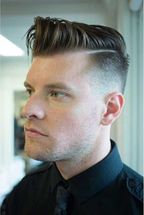 Mens Hairstyles For Thin Hair On Top 20 With
