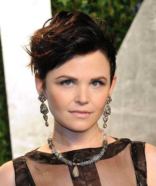 20 ideas of short haircuts for round faces and thick hair 10 short hairstyles for thick wavy hair short hairstyles 2016 for short haircuts for winobraniefo Image collections