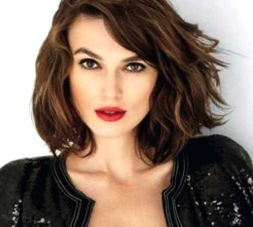 10+ Short Hairstyles For Thick Wavy Hair | Short Hairstyles 2016 Intended For Short Hairstyles Wavy Thick Hair (View 2 of 20)