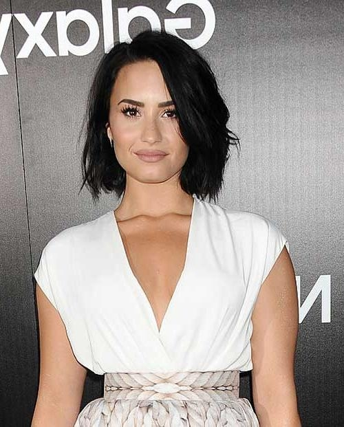 10 Sophisticated And Sexy Short Hairstyles – Crazyforus Intended For Demi Lovato Short Haircuts (View 10 of 20)