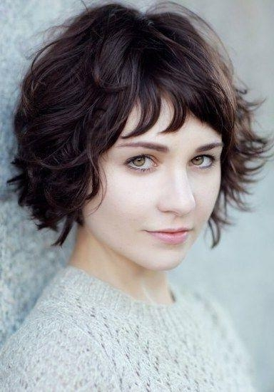10 Trendy Short Hairstyles For Women With Round Faces | Styles Weekly With Regard To Short Hairstyles For Round Faces Curly Hair (View 2 of 20)