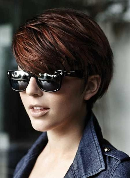100 Best Hairstyles Images On Pinterest | Hairstyles, Projects And Throughout Short Haircuts To Look Younger (View 5 of 20)