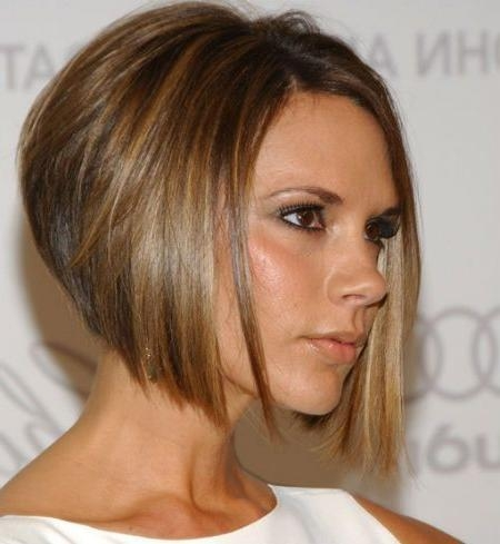 1032 Best Bobs Images On Pinterest | Hairstyle Ideas, Hairstyle Inside Posh Spice Short Hairstyles (View 1 of 20)