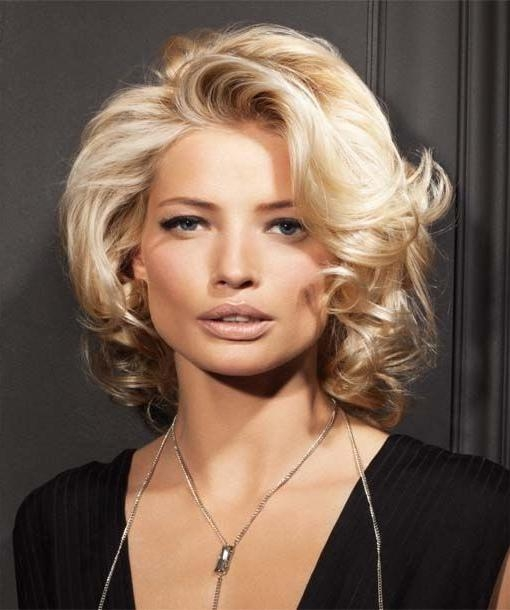 1096 Best Short To Medium Cute And Wearable Haircuts Images On With Short Hairstyles For High Foreheads (View 7 of 20)