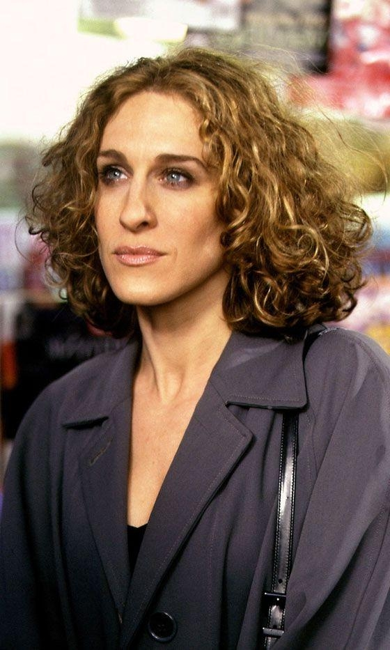 20 Best Collection of Carrie Bradshaw Short Haircuts