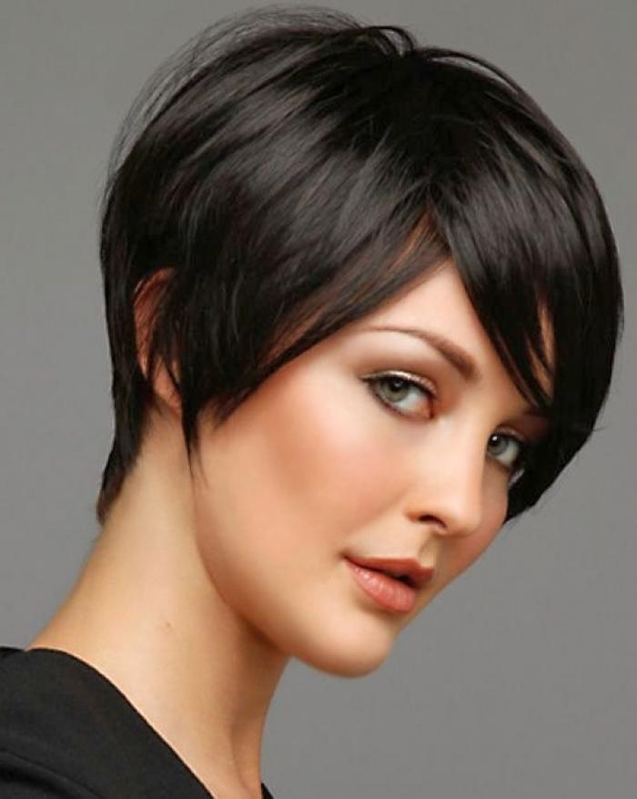 11 Inspirational Pixie Hairstyle For Chub Cheeks Throughout Inside Short Hairstyles For Big Cheeks (View 4 of 20)