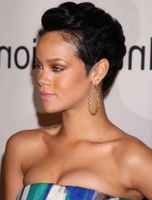 111 Hottest Short Hairstyles For Women 2018 – Beautified Designs With Bob Short Hairstyles For Black Women (View 15 of 20)