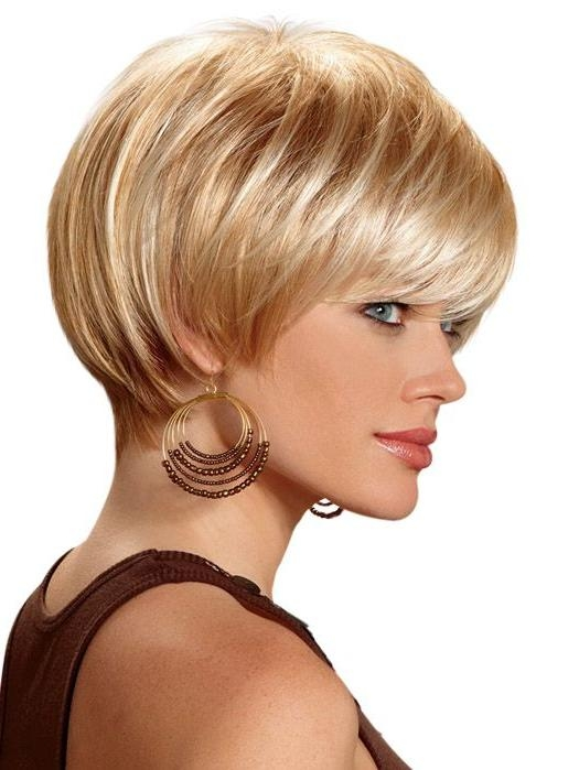 112 Best Short Hair Cuts Images On Pinterest | Colors, Hair And In Teased Short Hairstyles (View 1 of 20)
