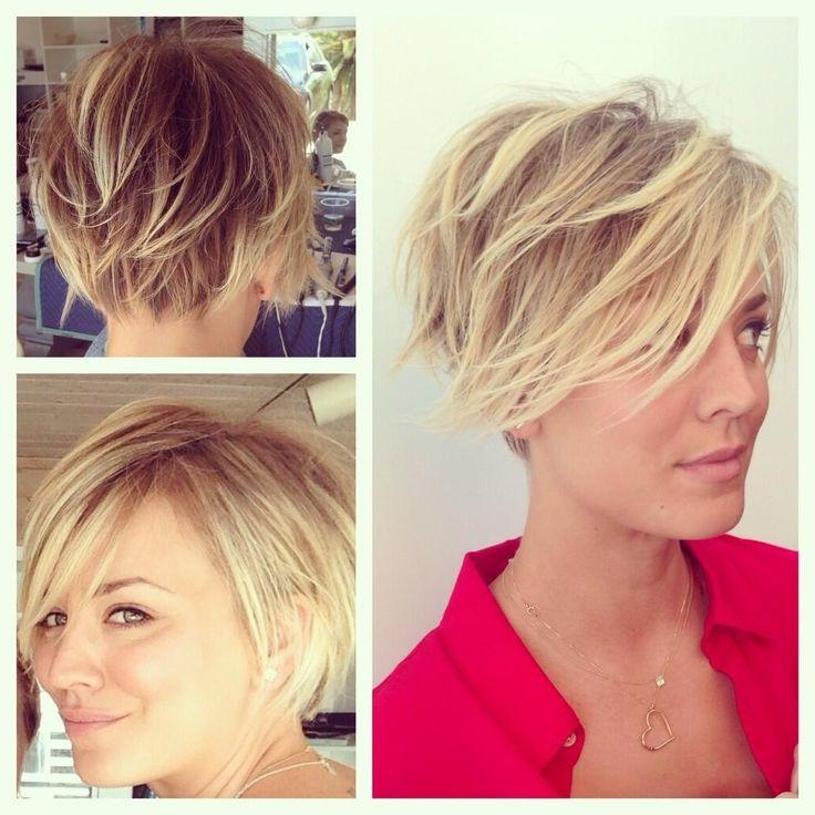 118 Best Hair Images On Pinterest | Hairstyles, Short Hair And Pertaining To Short Hairstyles With Big Bangs (View 2 of 20)